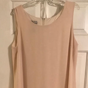 XL/18 Karin Stevens Peach Jacket Dress
